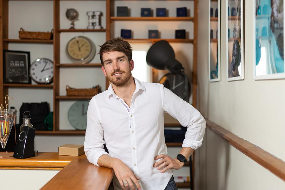 Social media lifts startup to $1m sales