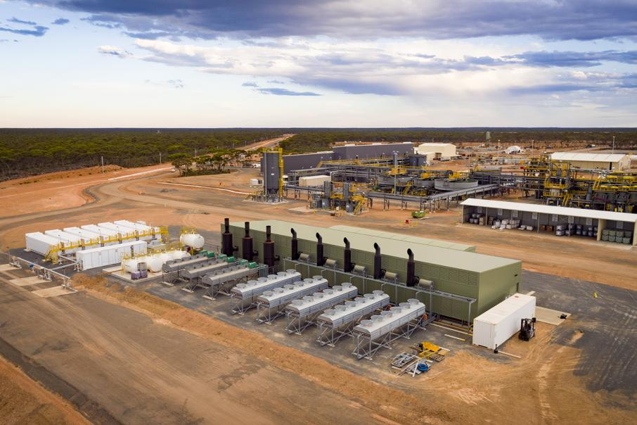 Zenith to add solar to Nova power station