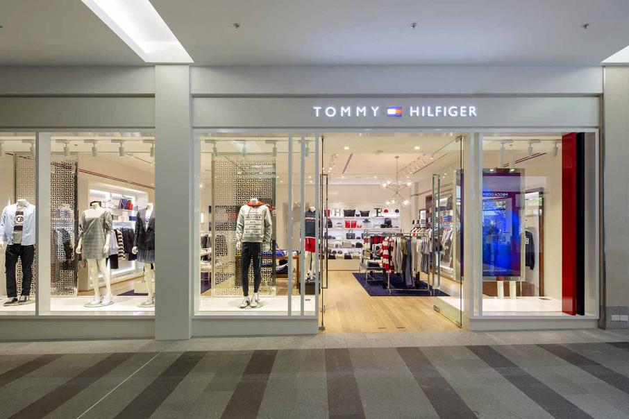 Tommy Hilfiger opens Perth store
