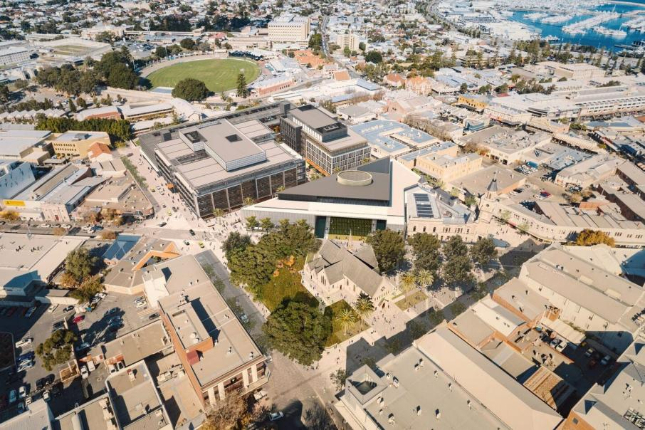 Sirona positive on Perth growth