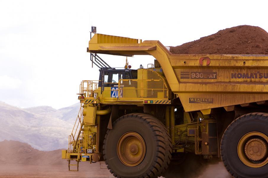 Rio approves $2.1bn iron ore spend