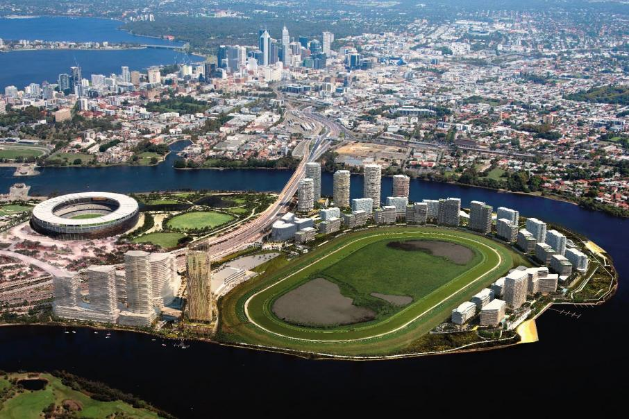 Civcon wins Belmont Park contract