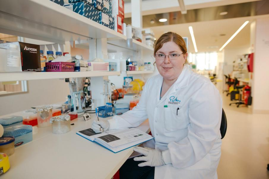 Perth scientist on international hunt for neuromuscular disease genes