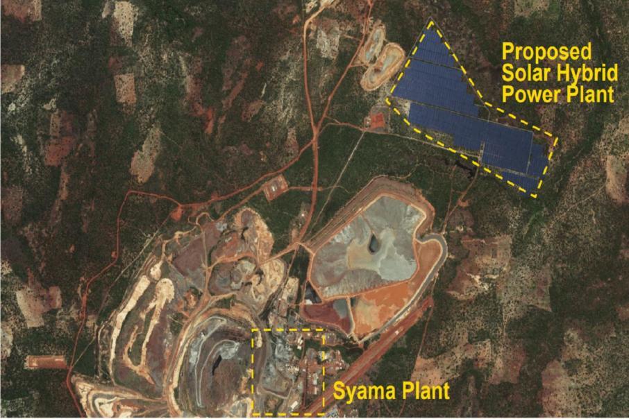 Resolute plans 40MW hybrid plant
