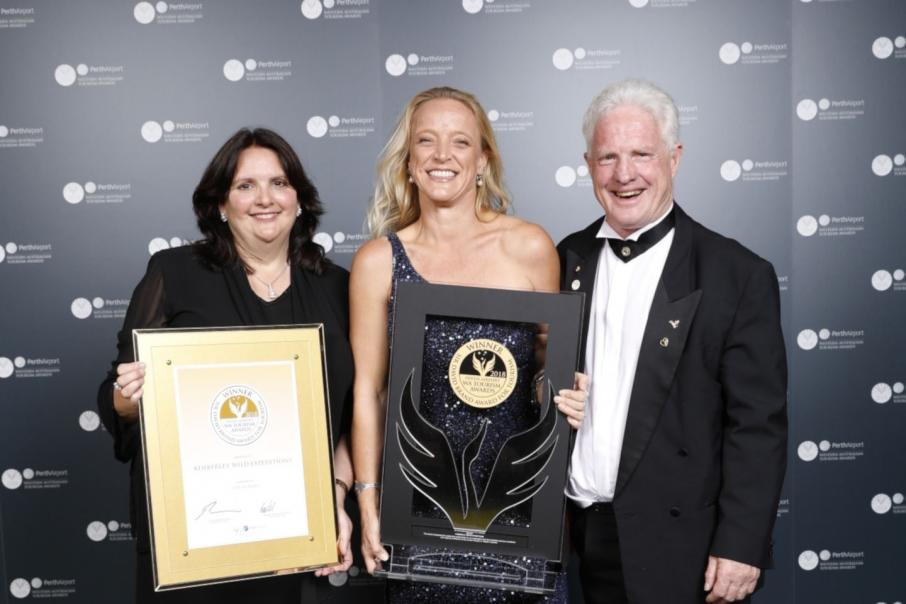 Broome tour company wins top tourism award