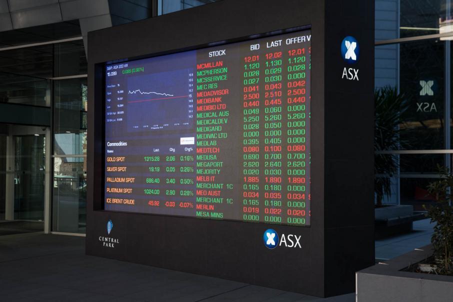 ASX plummets into red during bleak open