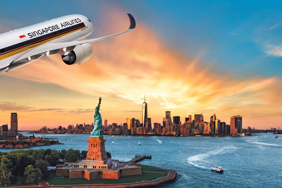 Flying to the USA? Enjoy 50% bonus HighFlyer points!