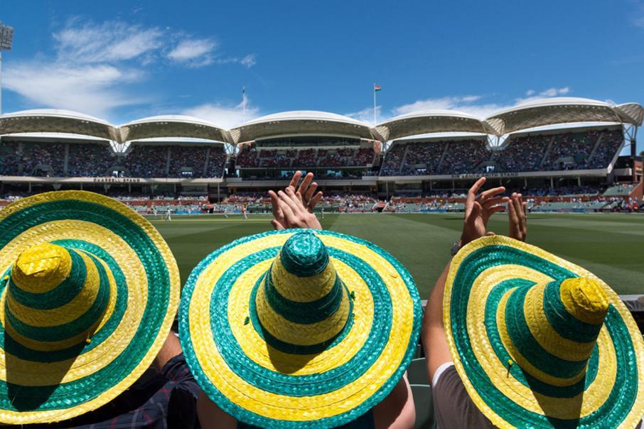 Head helps Aussies reach 7-191 at stumps