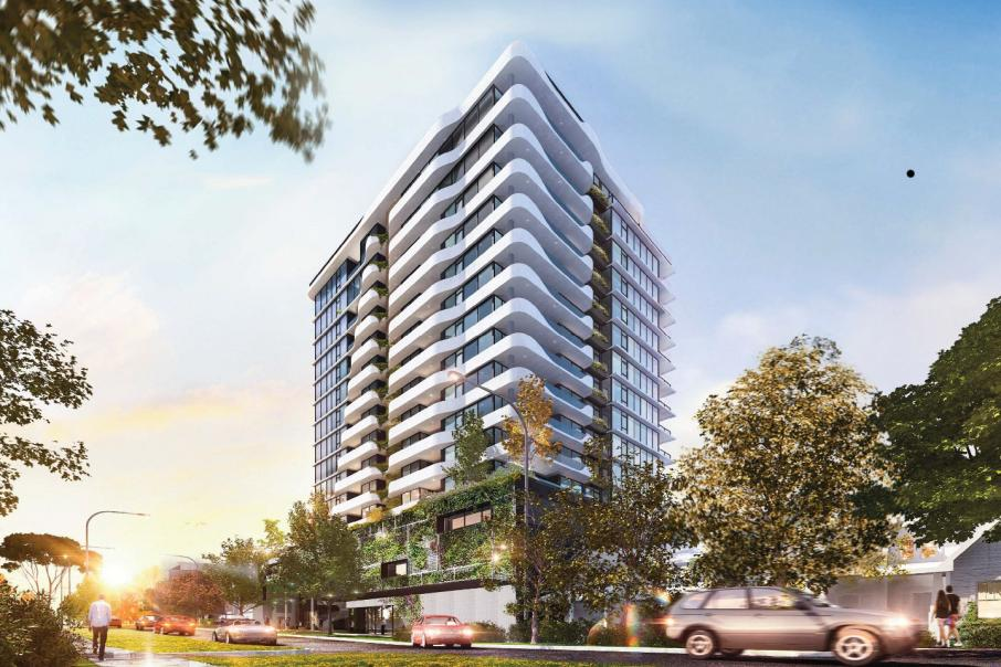 Applecross apartment proposal knocked back by JDAP