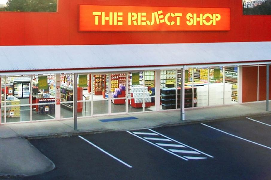Reject Shop bidder wants full Xmas picture