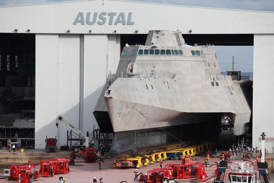 Austal investigation expands to US