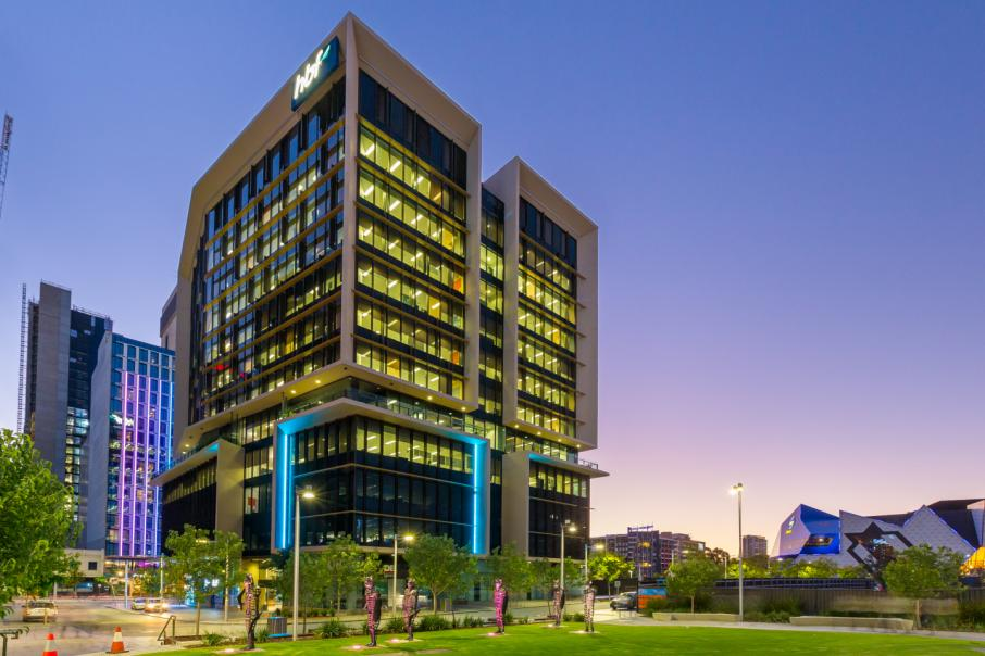 HBF to sell Kings Square headquarters