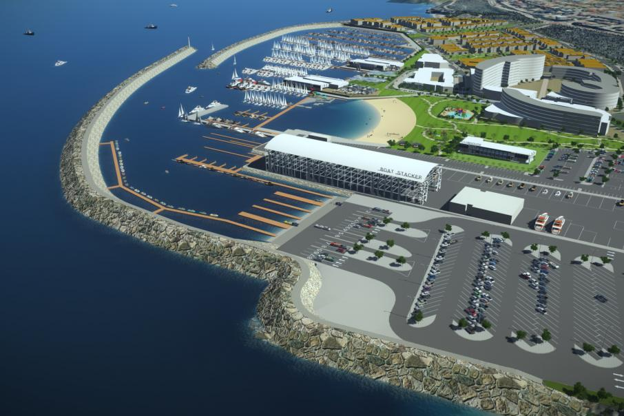 Ocean Reef Marina proposal gets EPA tick