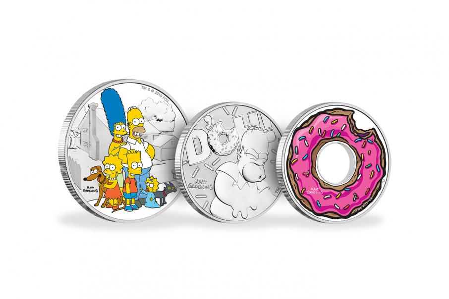 Perth Mint adds donuts to its range