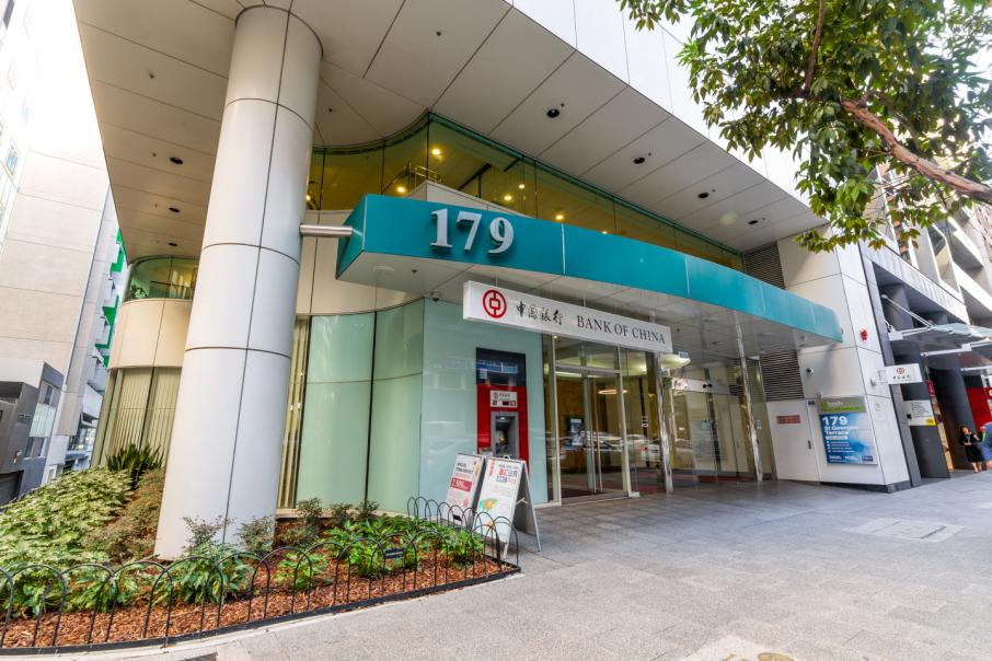 Warrington spends $18.25m on St Georges Terrace asset