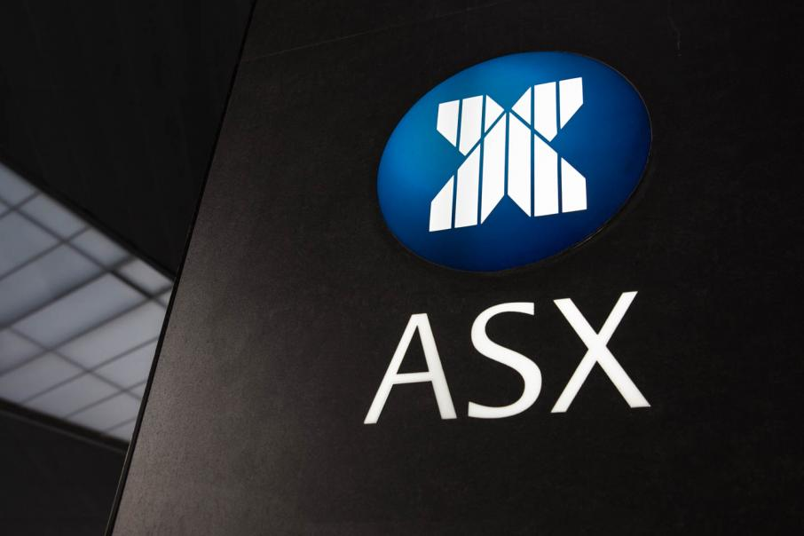 ASX drops at the start of trading