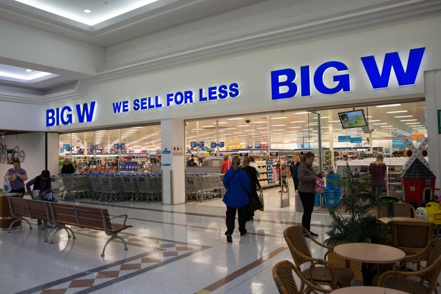 Woolworths to close 30 Big W stores