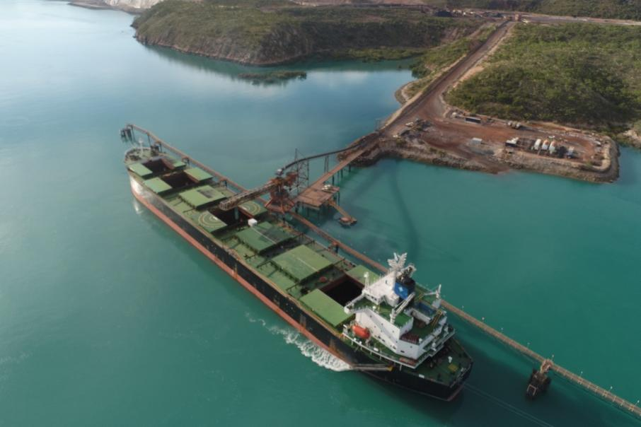 Mt Gibson resumes shipments