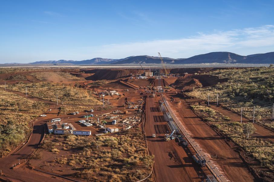 Rio Tinto cuts ore guidance after cyclone