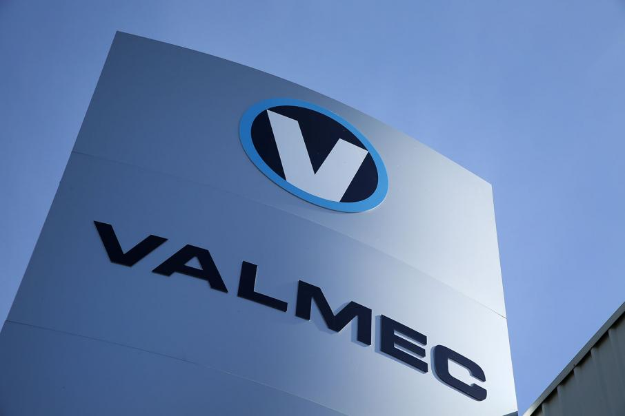 Valmec wins $15m of work