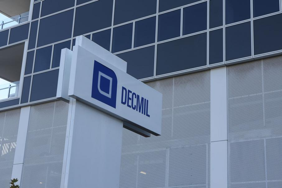 Decmil wins $79m contract at WA's biggest wind farm