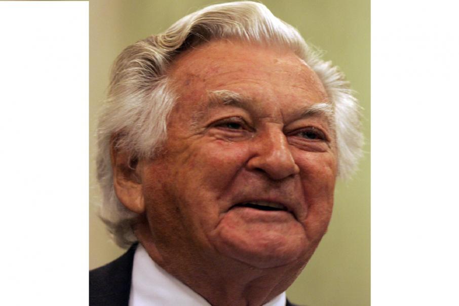 Australia mourns former PM Bob Hawke