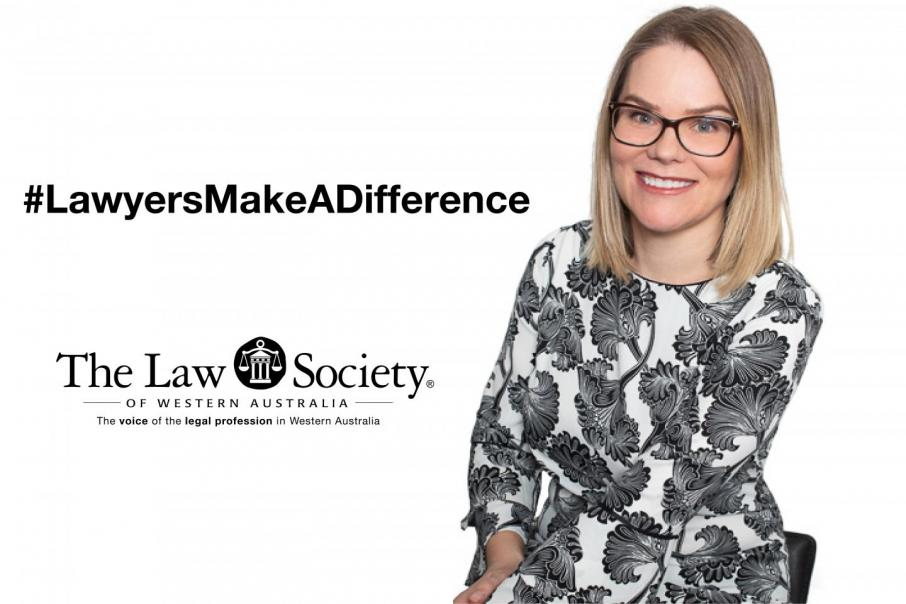 #LawyersMakeADifference | Rebecca Bunney