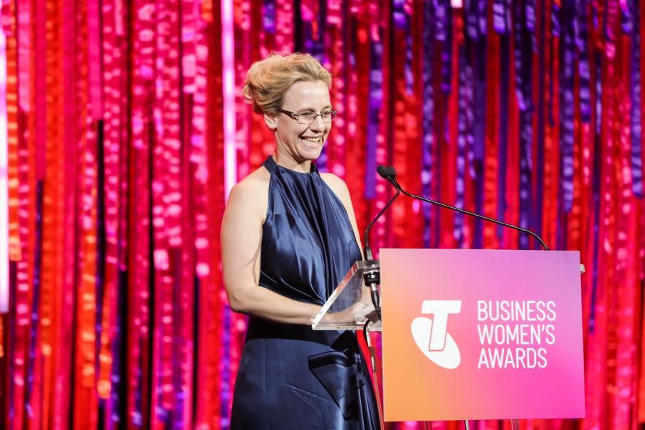 WA winner in national women's biz awards