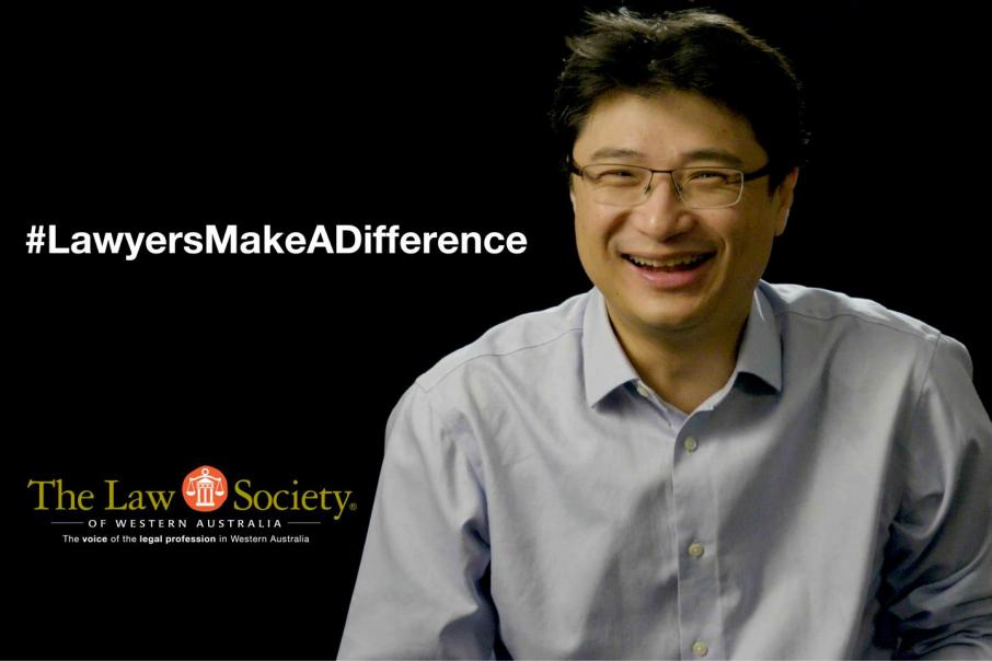 #LawyersMakeADifference | Tony Chong