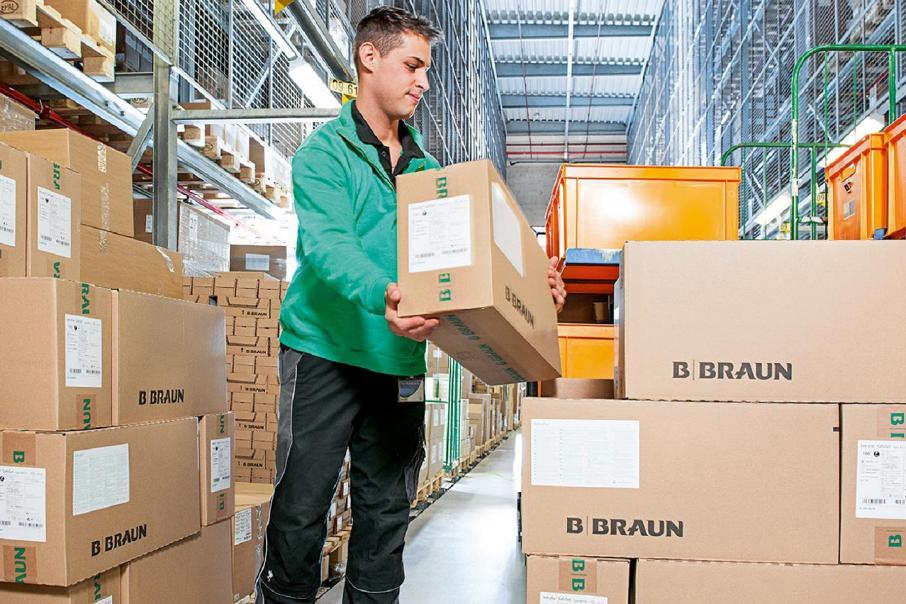 B Braun wins $44m hospital contract | Business News
