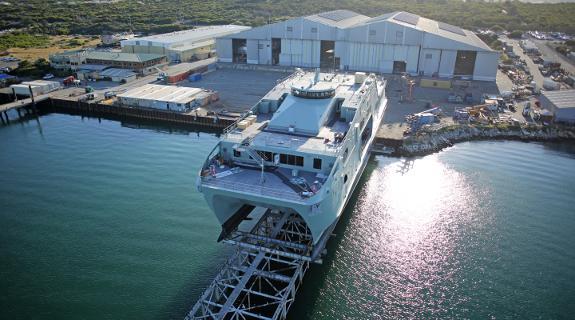 Austal floats naval capability