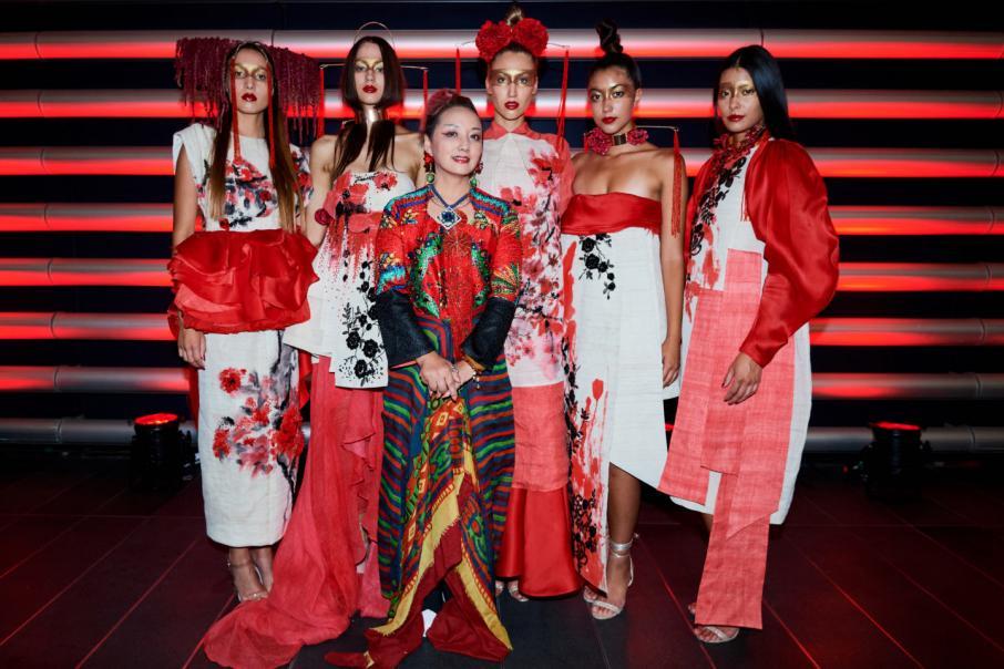 WA in China fashion deal