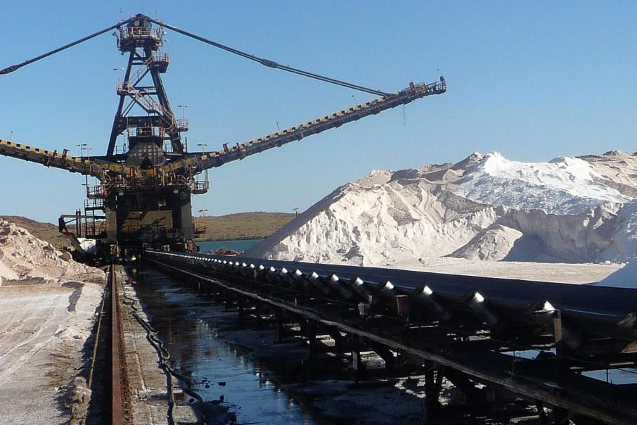 Exports up in Pilbara