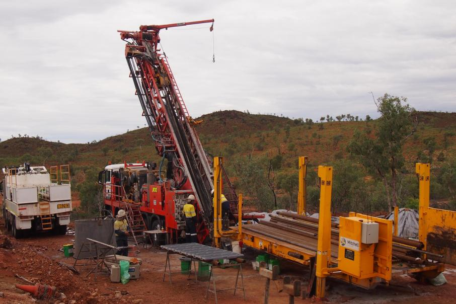 Hammer produces maiden resource at Millennium in Qld