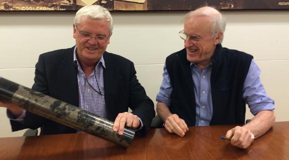 Legend gets hint of Nickel Copper at Fraser Range