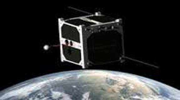 Burleson commences nano-satellite construction