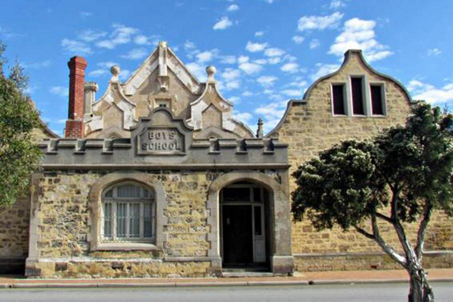 Historic Freo home for DADAA