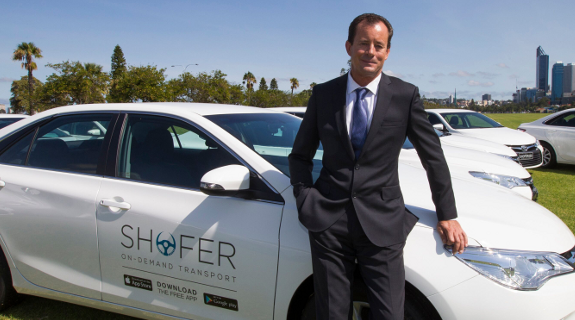 WA firm to challenge taxis, Uber