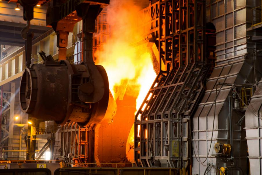 OECD calls on China to cut steel capacity