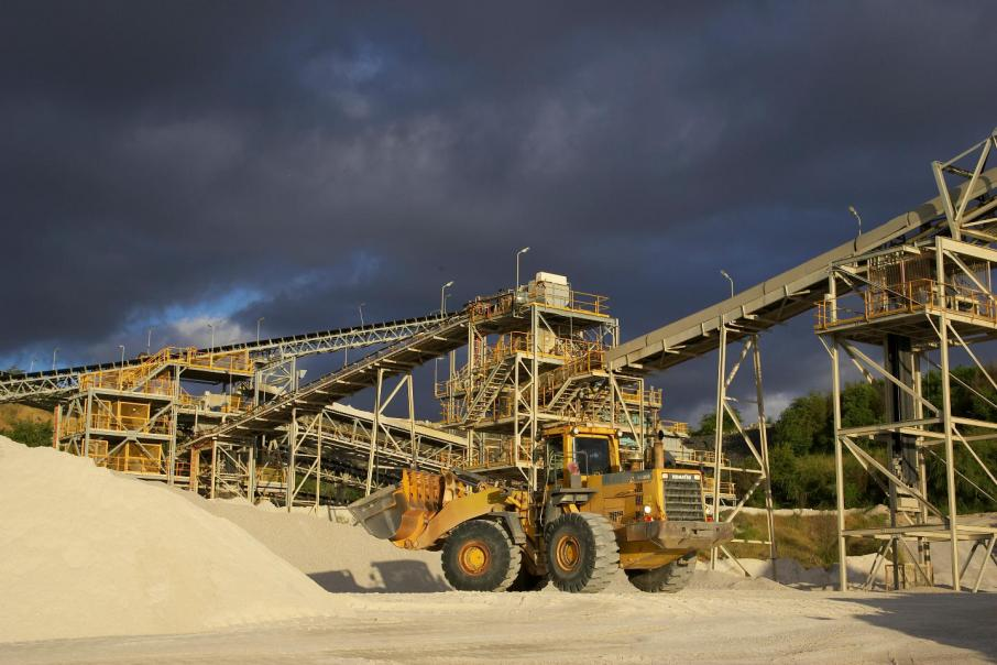Green light for Kwinana lithium plant