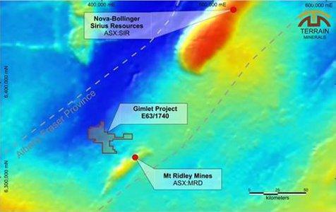 Terrain identifies high-priority EM conductors at Fraser Range