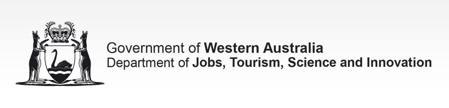 Department of Jobs Tourism Science and Innovation