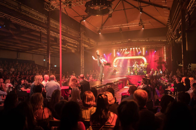 Club Swizzle wows Fringe crowds