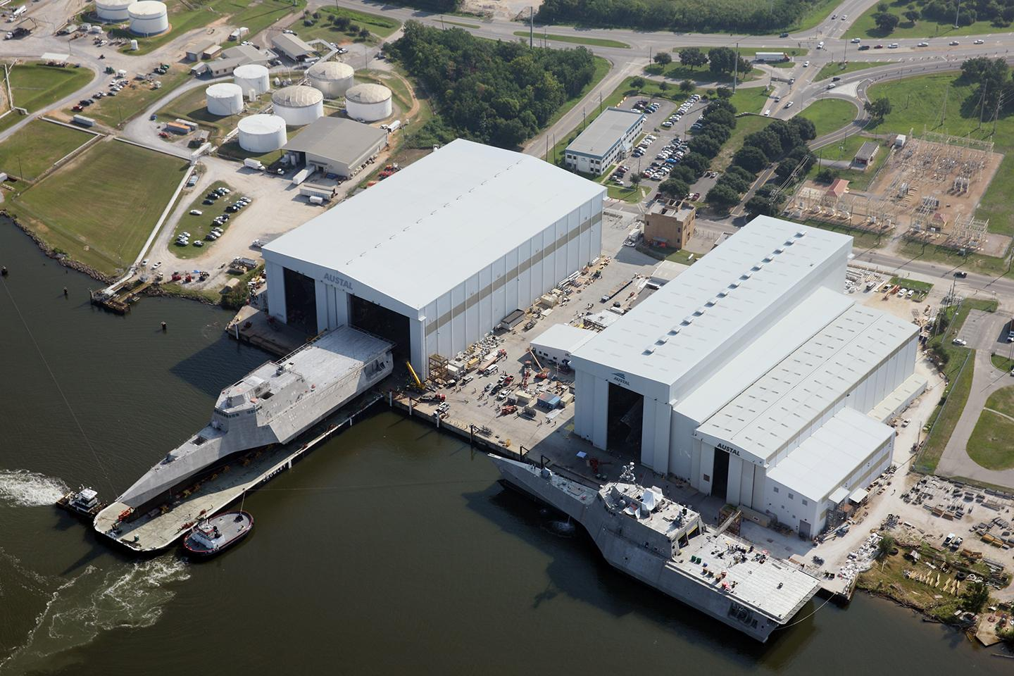 Austal signs $1.6bn US Navy contract