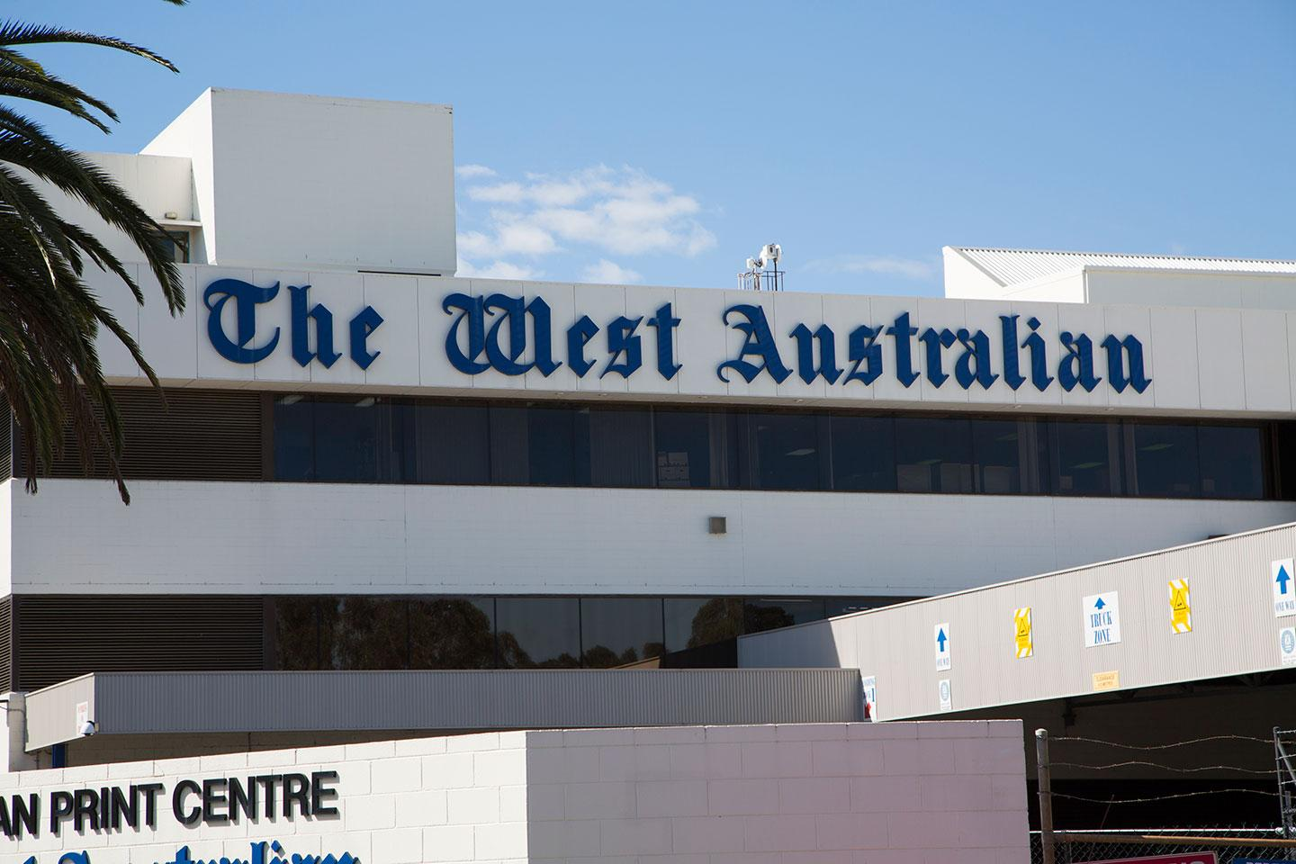 McCarthy quits The West