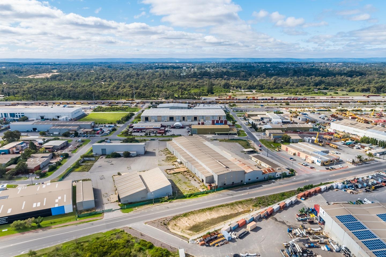 Industrial land rebound under way