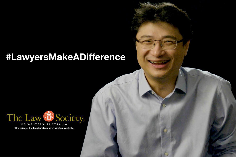 #LawyersMakeADifference | Tony Chong