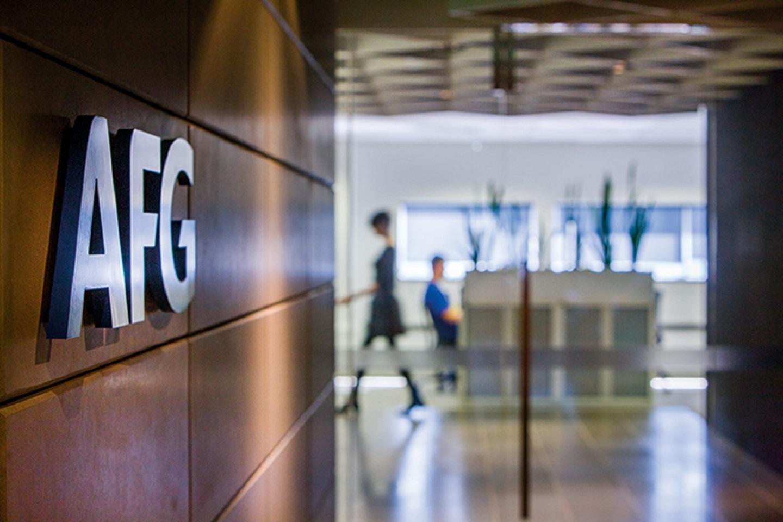 AFG profit edges lower