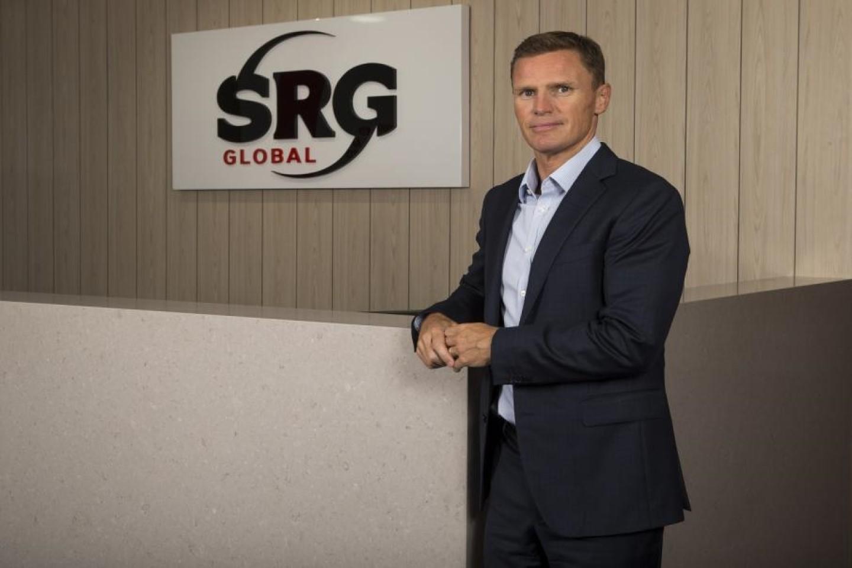 SRG shares up on FY21 forecast