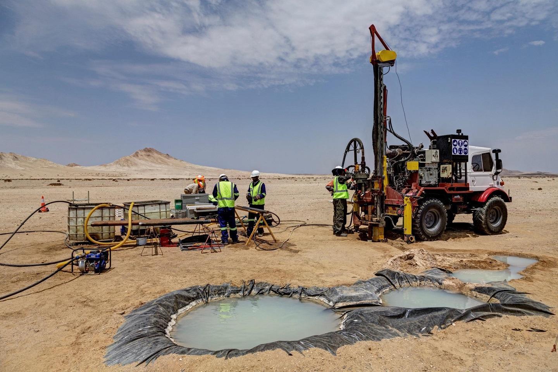 Deep Yellow advances uranium exploration in Namibia